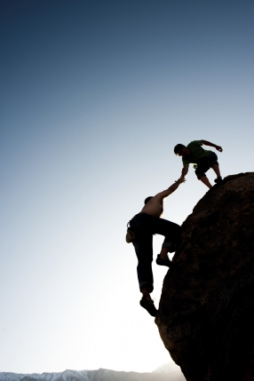 How rappelling has greatly affected my life